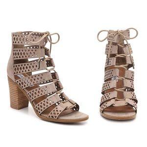 Steve Madden Delphine Gladiator Sandal Size 7.5